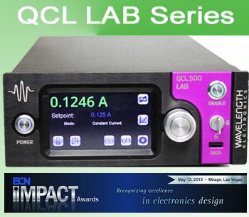 Wavelength Electronics Named ECN IMPACT Award Finalist
