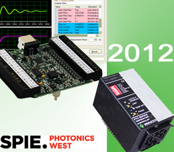 New Products Introduced at Photonics West 2012
