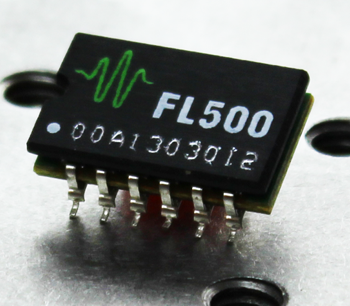 Reflow Compatible Low Noise Laser Diode Driver for RoHS Compliance