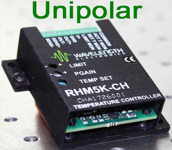 NEW! RHM5K-CH Precision Unipolar Temperature Controller