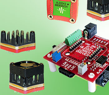 Upgraded Laser Diode Driver – Now up to 3 A