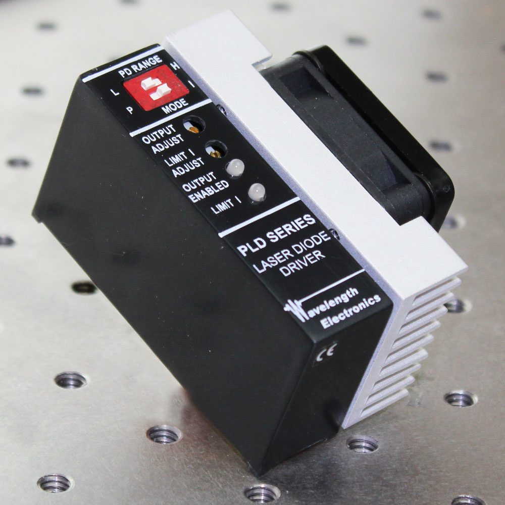 PLD5000 5 A Laser Diode Driver, PCB Mount