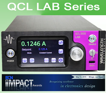Wavelength Electronics Named ECN IMPACT Award Finalist