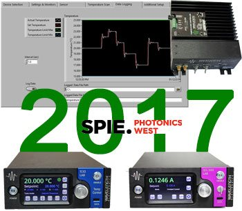 Photonics West 2017 – What's New