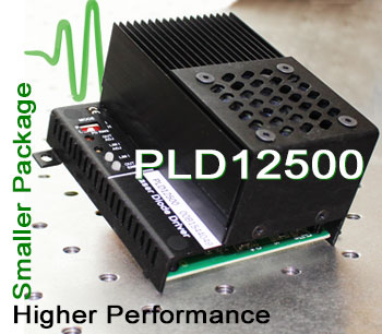 PLD12500 – Smaller Package, Higher Performance