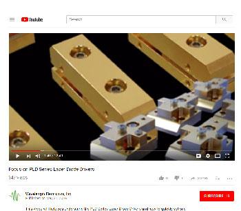 NEW VIDEO: Focus on PLD Series