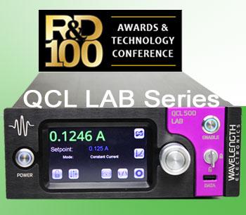 Wavelength Electronics Named R&D 100 Award Finalist
