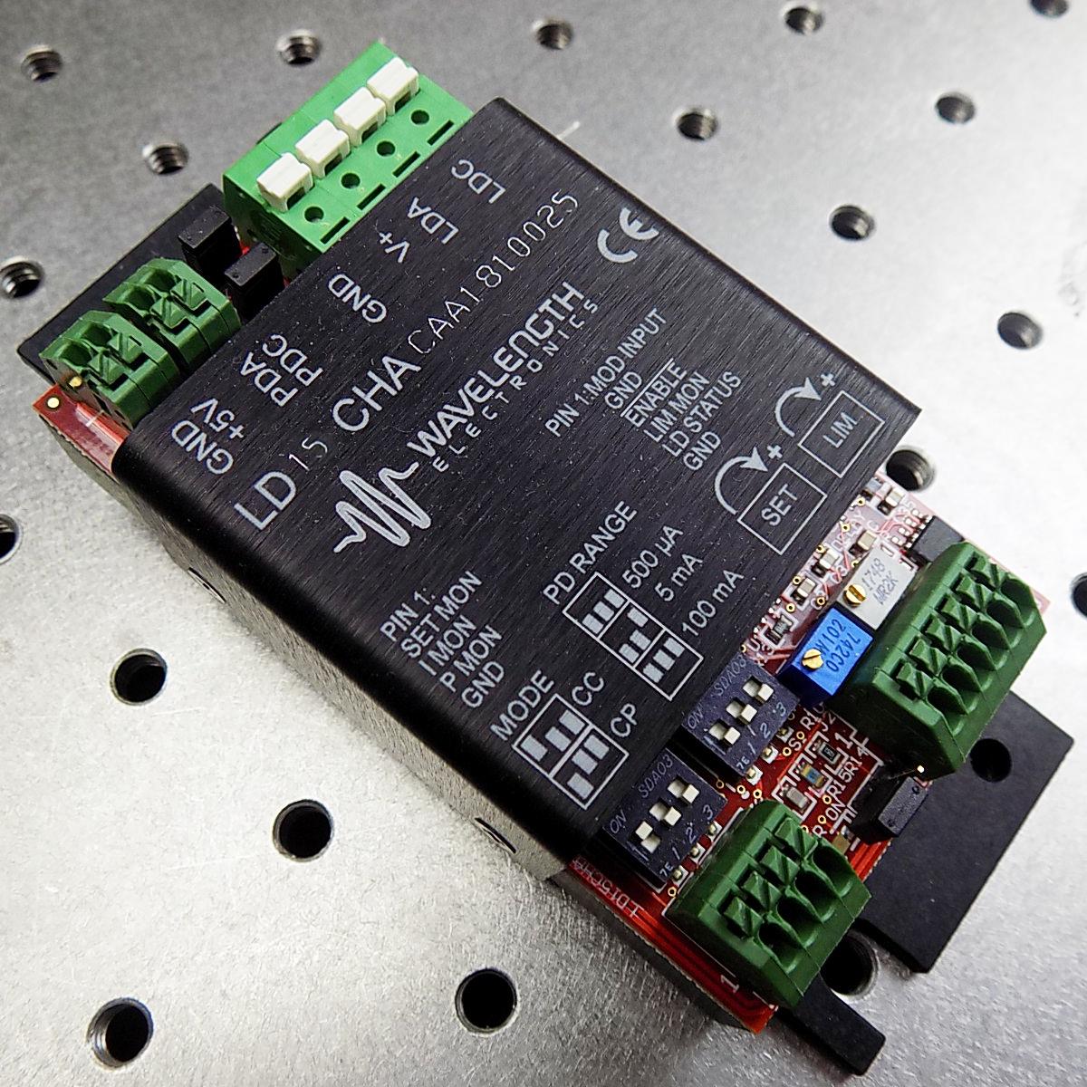 Laser Driver Circuit
