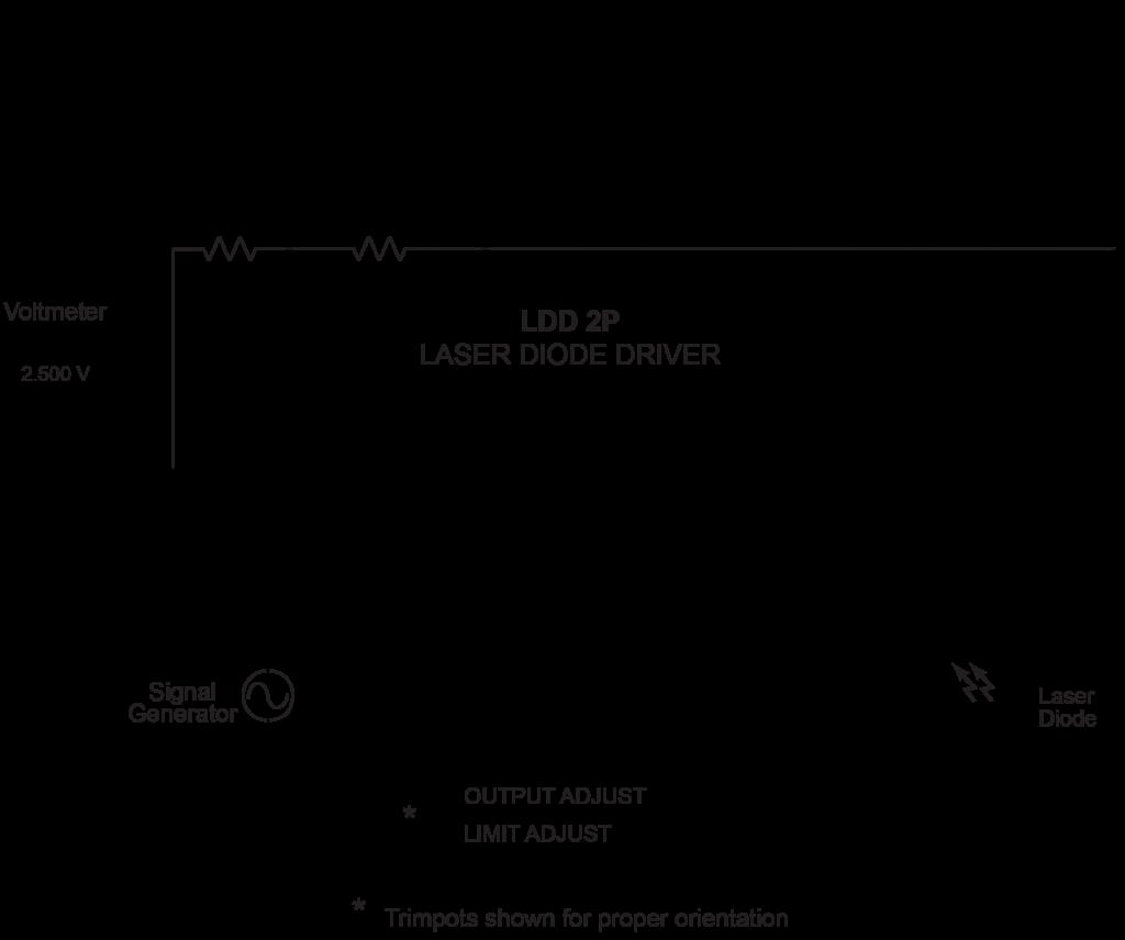 LDD 2P Quick Connect Diagram