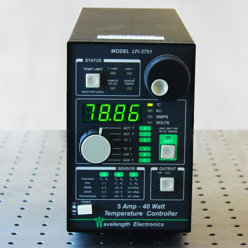 LFI3751 5 A Digital Temperature Control Instrument