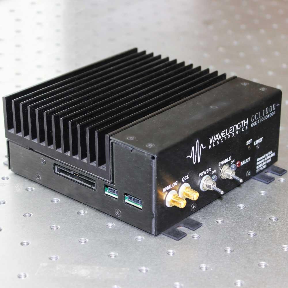 QCL1000 OEM(+) Low Noise Quantum Cascade Laser Driver | Wavelength