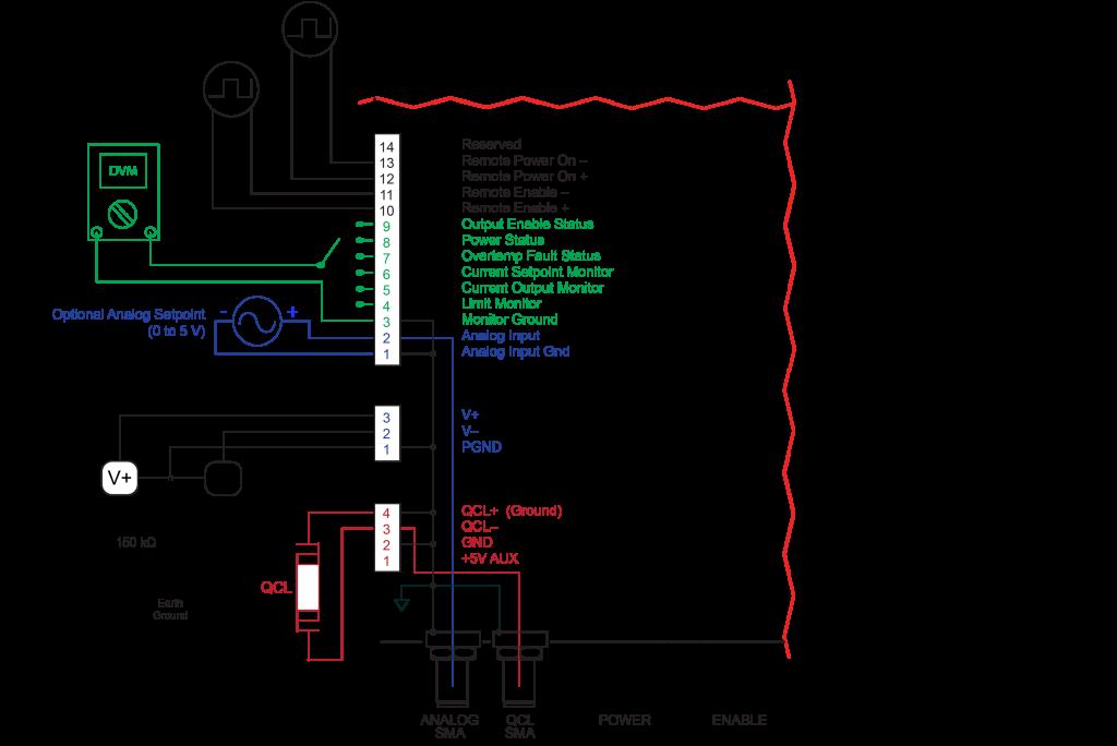 qcl standard schematic188