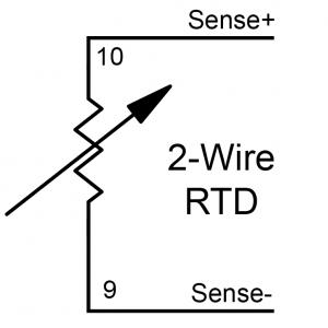 2-Wire RTD