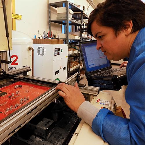 Wavelength Electronics Selective Solder Machine