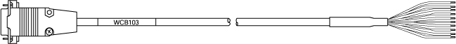 Cable Diagram of WCB103