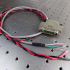 WCB407 TE/RH/Sensor DB15+2 Cable Assembly for the LDTC LAB Series
