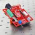 Evaluation PCB for WLD3343 Laser Diode Driver